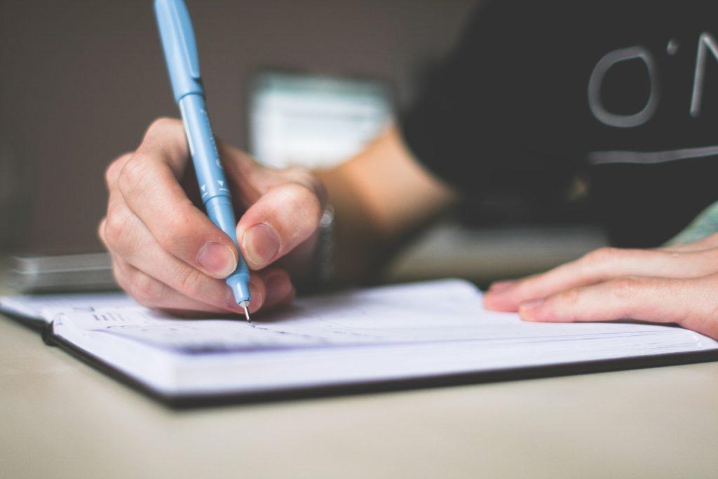 Como fazer uma redação